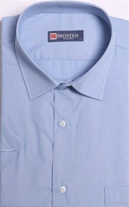 р.М(39-40) Прямая рубашка BROSTEM 9SBR15+3SP - фото 9494
