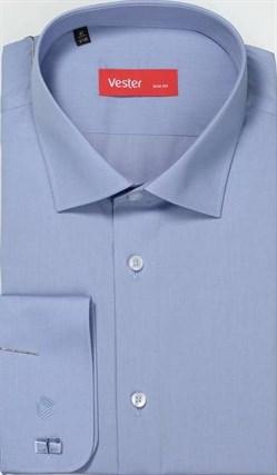 На высоких сорочка VESTER 688142-06 приталенная - фото 9584