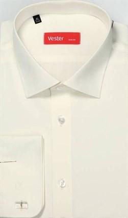 На высоких сорочка VESTER 707142-02 приталенная(Макс) - фото 9588