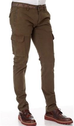Мужские брюки карго Б-2692-03 - фото 9673