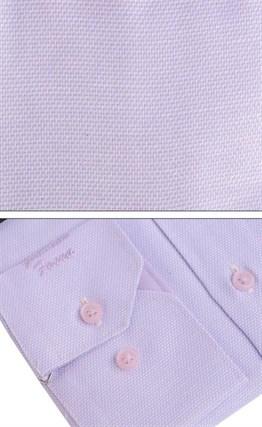 Мужская сорочка полуприталенная 6046-2 - фото 9701