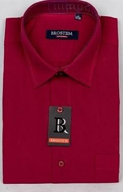Офисная большая рубашка CVC3g  BROSTEM - фото 9768