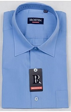 Большая  рубашка CVC23Ag  BROSTEM - фото 9800