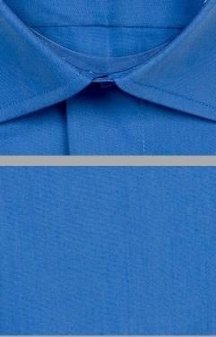 Офисная мужская рубашка большого размера CVC41g  BROSTEM - фото 9817