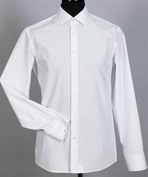 Большая белая сорочка ELITA 700121N-00 - фото 9851