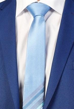 Галстук Formax 6 голубой - фото 9867