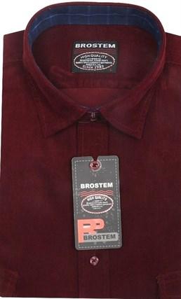 Вельветовая мужская рубашка Brostem V5g Z - фото 9871