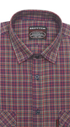 Рубашка мужская SH670g BROSTEM - фото 9881