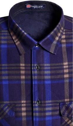 Рубашка на флисе  BROSTEM 8LBR21-44 - фото 9945