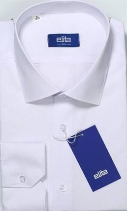Высокий рост белая сорочка ELITA 684122-00 - фото 9953