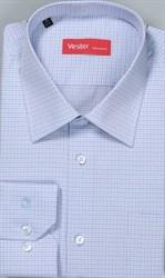 Большая сорочка в мелкую клетку VESTER 699141W-36