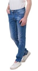 Джинсы зауженные мужские Porosus P5159