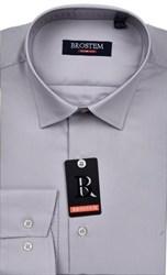 Сорочка приталенная BROSTEM 4707**