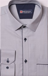 Рубашка хлопок с модалом BROSTEM 9LBR37+1*