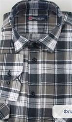 Фланелевая рубашка 100% хлопок BROSTEM F11313-3
