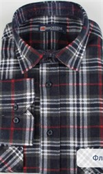Фланелевая рубашка 100% хлопок BROSTEM F11318-4