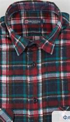 Фланелевая рубашка 100% хлопок BROSTEM F11317-3
