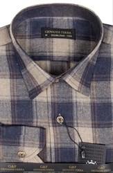 Фланелевая рубашка шерсть/хлопок AS 540-6