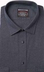 Фланелевая рубашка шерсть/хлопок Brostem KA2203-1