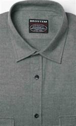 Фланелевая рубашка шерсть/хлопок Brostem KA2203-7