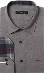 Фланелевая приталенная рубашка City Race 9LCR4-1