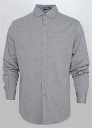 Трикотажная приталенная рубашка BROSTEM 0515-2