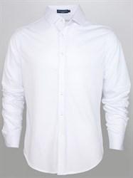 Трикотажная приталенная рубашка BROSTEM 0515-10