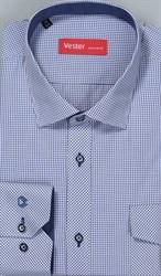 Прямая рубашка VESTER 12714-83-20