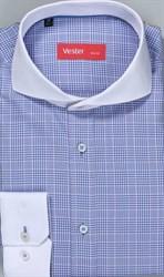 Рубашка NON-IRON 100% хлопок VESTER 98816-39-20