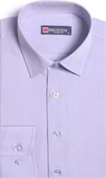 Прямая мужская рубашка BROSTEM CVC 50