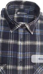 Байковая рубашка 100% хлопок BROSTEM F209