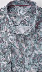 Рубашка приталенная VESTER 21816-01sp-20