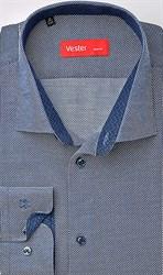 Рубашка приталенная VESTER 93014-01sp-20