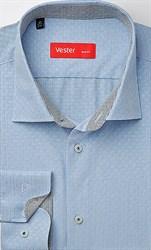 Рубашка прямая р.40/176-182 VESTER 93014-02sp-20