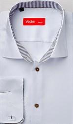 Рубашка 100% хлопок VESTER 12616-10sp-20