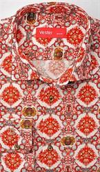 Рубашка стрейч VESTER 24518-07sp-20