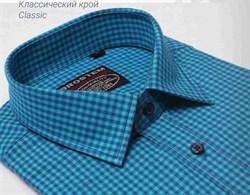 100% хлопок большая рубашка SH692g BROSTEM