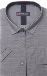 Мягкая летняя рубашка короткий рукав BROSTEM 1SBR039-2s*