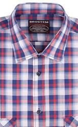 100% хлопок рубашка мужская Brostem SH650-1s