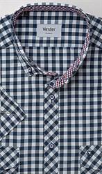 Рубашка приталенная VESTER 24114-50sp-20