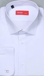 Рубашка прямая белая VESTER 70714-14-56