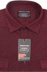 Вельветовая мужская рубашка хлопок 100 % Brostem VT10