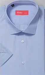 Приталенная рубашка с коротким рукавом VESTER 86014-71sp-20