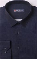 Большой размер рубашка мужская BROSTEM 1LG058-1