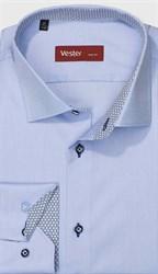 Рубашка приталенная VESTER 13915-15w-21
