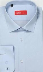 На высоких сорочка VESTER 707142-03 приталенная(Макс)