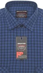 Большая фланелевая рубашка BROSTEM KA15004g
