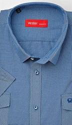 Большая сорочка короткий рукав VESTER 888141-23sp-20