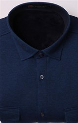 Зимняя на флисе рубашка BROSTEM MS2A1-65
