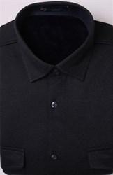 Теплая на флисе рубашка BROSTEM MS2A1-65 без клетки